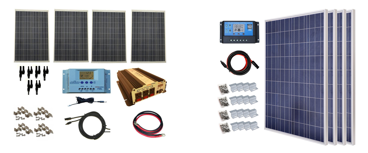 Most Recommended Home Portable Solar Panels