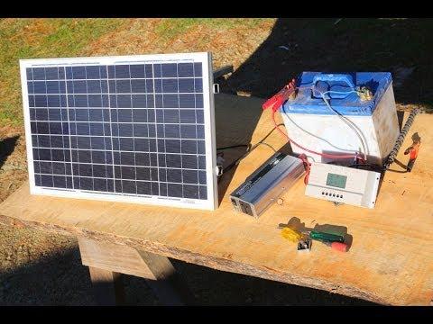 solar-panel-camping